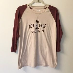 The North Face Berkeley Baseball Tee - L